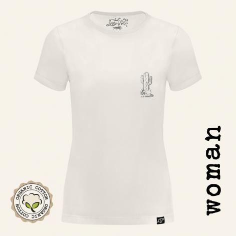 Camisetas moteras mujer  Mojave delante