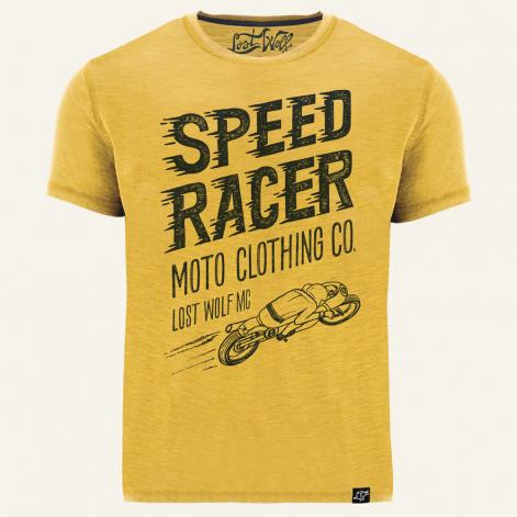 Camiseta motero yellowstone SPEED RACER