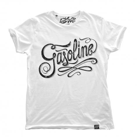 Camiseta motero GASOLINE